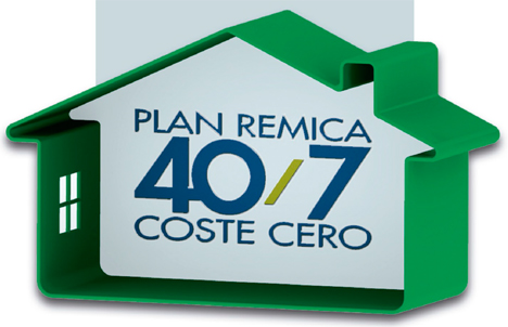 Remica Plan 40/7 Coste Cero