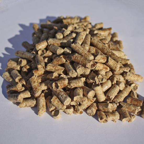 Calefacción sostenible: el pellet